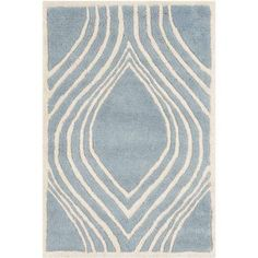 Safavieh Chatham Shaelyn Hand-Tufted Wool Area Rug, Beige
