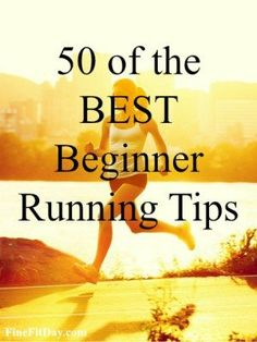 50 Running Tips for Beginners