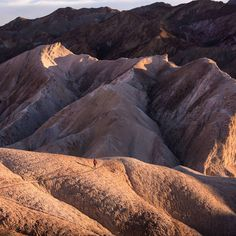 """""""Nature is a part of our humanity, and without some awareness and experience of that divine mystery man ceases to be man."""" -Henry Beston. Photo: Death Valley National Park by @elbunt via #WeAreTheWild."""