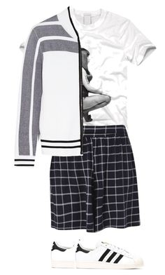 """Adidas"" by camil-lion on Polyvore"