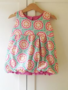 Project Run and Play: A Bubble Shirt by Figgy's Patterns Sewing Kids Clothes, Sewing For Kids, Baby Sewing, Bubble Hem Tops, Bubble Skirt, Toddler Skirt, Western Outfits, Little Girl Dresses, Clothing Patterns