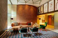 Room Mate Giulia Hotel. Milan