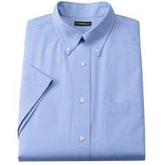 """2396366_Palace_Blue%3Fwid%3D800%26hei%3D800%26op_sharpen%3D1 Best Deal """"Big & Tall Van Heusen RegularFit Herringbone SpreadCollar Dress Shirt"""