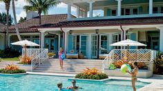 5. Colorful Stuart, Florida, Beach House   From a tiny white cottage in Key West to a three-level stunner in Seaside, these Sunshine State homes are beautiful and full of inspiration.