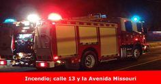 Bomberos apagan incendio la madrugada del domingo Más detalles >> www.quetalomaha.com/?p=6667