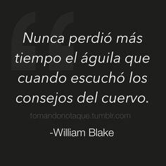 frases de motivación -William Blake imagenes