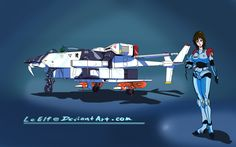 ROBOTECH: Angel of the Southern Cross by LeElf.deviantart.com on @deviantART