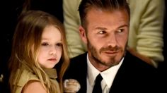 'Hey Pretty Lady': See the sweet way David Beckham honored Harper