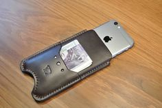 iPhone 6 case iPhone 6s case iPhone 6 by BlackSheepLeatherUK