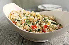 Fresh Summer Quinoa Salad