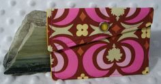 Spring Mod Credit/Gift Card Wallet by aModernMomm on Etsy, $4.00