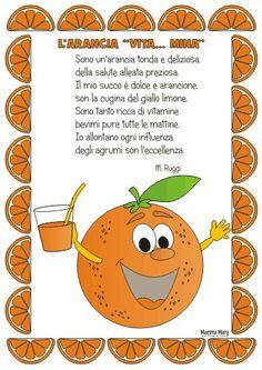 Filastrocca dell'arancia