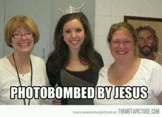 Jesus that funny guy!