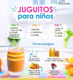 30 Trendy Fruit Smoothies For Kids Toddlers Children Juice Smoothie, Smoothie Drinks, Fruit Smoothies, Healthy Smoothies, Healthy Drinks, Smoothie Recipes, Healthy Food, Healthy Eating, Healthy Lunches For Kids