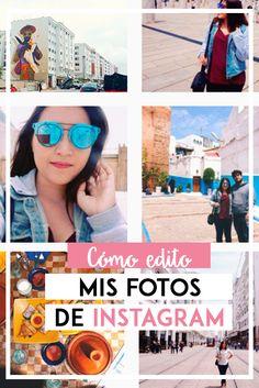 Cómo editar fotos para INSTAGRAM. Mis apps favoritas