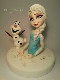 Mary torte tarta frozen