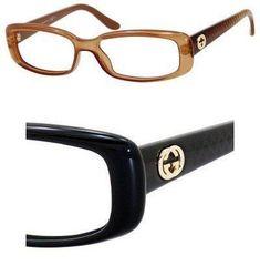 814c984ea GUCCI Eyeglasses 3567 0W6Z Shiny Black 52mm Gucci. $162.00 - Gucci  Eyeglasses - Ideas of