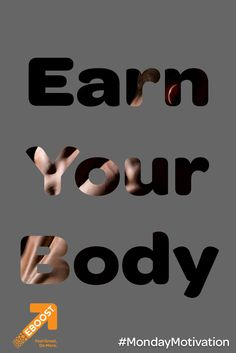 Earn your body! We'll help you get there. Inspiration For The Day, Fitness Inspiration, Healthy Energy Drinks, Natural Energy, How To Increase Energy, Feeling Great, Mixed Drinks, Monday Motivation, Vitamins