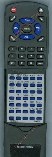 PANASONIC Replacement Remote Control for N2QAYB000164, N2QAYB000371, PTD4000U by Redi-Remote. $45.95. This is a custom built replacement remote made by Redi Remote for the PANASONIC remote control number N2QAYB000164. *This is NOT an original  remote control. It is a custom replacement remote made by Redi-Remote*  This remote control is specifically designed to be compatible with the following models of PANASONIC units:   N2QAYB000164, N2QAYB000371, PTD4000U, PTD5700U, PTD6000U...