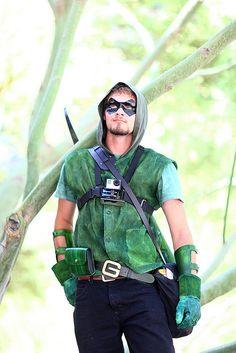 Green Arrow 2014 Phoenix Comicon (PCC)