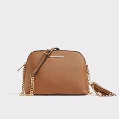Elroodie This just-dressy-enough tasseled crossbody bag is made to hang with anything in your closet. Versatile and perfectly petite, it's just spacious enough for your phone, wallet and beauty essentials. Our advice? Own one in every colour.