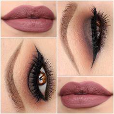 Lips are Kat Von D, lolita^