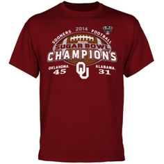 2014 Sugar Bowl Championship shirt