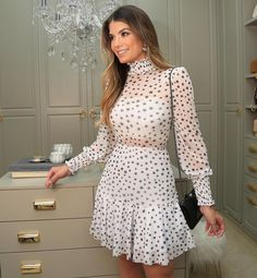 Girly Outfits, Cute Casual Outfits, Gossip Girl Fashion, Short Dresses, Summer Dresses, Lace Evening Dresses, Western Outfits, Online Shopping Clothes, Fashion Dresses