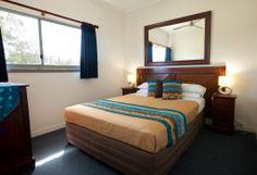 2BR Island Suite - Main bedroom | Photo courtesy FunTravelTV #thisisqueensland #australia