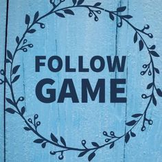 Don't Forget follow everyone who likes this post! Follow Game. DON'T FORGET: to go back through and like everyone who has liked this post!👆🏻Like. Share. Follow. Follow Game Other