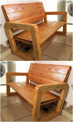 It is a good idea for the office use where there is a need to arrange the seating area for the visitors. This idea can also be copied for the home and can be placed outdoor if there is a need of something to sit outside the home to enjoy the fine day on the weekend.