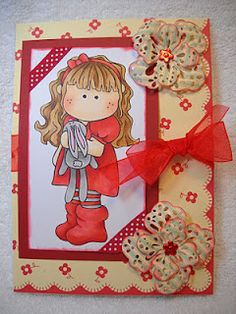 stamp fairy stamp card