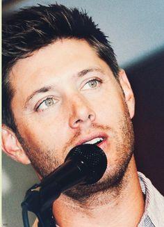 Jensen Ackles ➟ #GreenEyes #JensenAckles