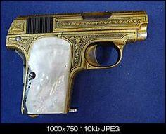 Lady gun  :)