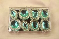 Turquoise Edible Jewels