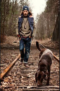 Man & Dog // Loyalty