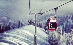 Snowonline.com e dicas de destinos descolados para esta temporada de neve na América do Norte no site RG