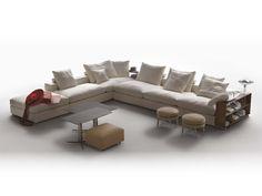 Flexform Groundpiece Sofa by Antonio Citterio - Chaplins