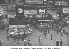 Circulating area, Glasgow Central Station, L. Glasgow Scotland, Edinburgh, New Pictures, Travel Pictures, Glasgow Central Station, Glasgow City, Old Photos, Places To Visit, Asian Boys