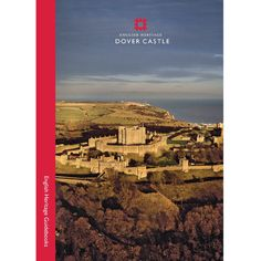 Sold by the English Heritage Shop.  Dover Castle is one of England's oldest & most famous fortresses. A medieval castle forms its core, but from the 1740s onwards its outer defences were dramatically reshaped in the face of the threat of invasion from France.  This guidebook, packed with plans, maps, historic photos & eyewitness accounts, tells the story of how the castle's defences were adapted to meet the needs of modern warfare right up to the Cold War.  #Dovercastle #Englishheritage