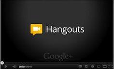 Google Plus Hangouts On Air is a Killer App