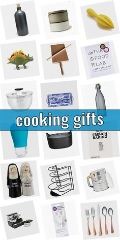 A lovely family member is a impassioned kitchen fairy and you want to give her a little gift? But what do you give for hobby chefs? Little kitchen gadgets are the right choice.  Special gifts for food, drinking and serving. Gagdets that enchant amateur cooks.  Let's get inspired and discover a nice gift for hobby chefs. #cookinggifts