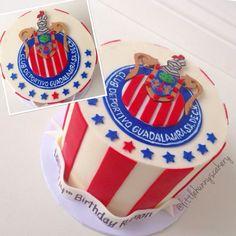 Chivas cake