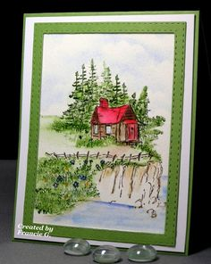 Vacation Hideaway (FG) by Francie G. - Cards and Paper Crafts at Splitcoaststampers