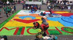 """El Instituto de la Juventud Moreliana participó en la realización del """"Tapatón 2016"""", que promueve el grupo de Scouts de Morelia; se recolectaron alrededor de 4 toneladas de tapas de ..."""