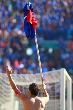 Chile, Football, Grande, Outdoor Decor, Sport, Sports, University, Deporte, Futbol