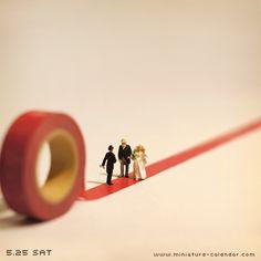 Aisle  http://miniature-calendar.com/130525/