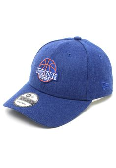 Boné New Era Snapback New York Knicks Azul 6674af87b08