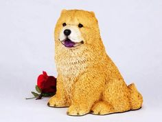 Chow Red Cremation Pet Urn for secure installation of your beloved pet's ashes indoors or outdoors * Find out more about the great product at the image link.