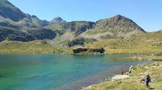 Etang de fontargente, Plateau de Beille, Ariège #ValléesAx